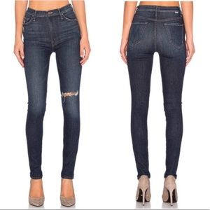 Mother The Swooner High Rise Skinny Jeans 👖